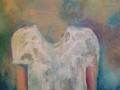 Self-portrait (oil, 1x1,35m.)